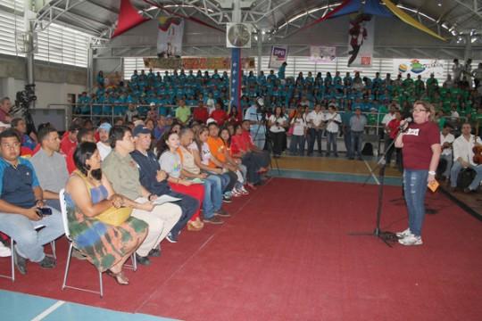 Más de 2 mil carabobeños diariamente atiende Centro por la Paz y la Vida