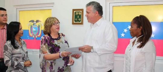 Viarte iniciará en Carabobo  con apoyo de embajada de Ecuador