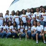 Carabobeñas Bicampeonas del II Nacional de Kickingbol Federado