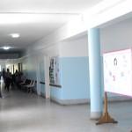 """Recuperación del """"González Plaza"""" presenta 60 por ciento de avance"""