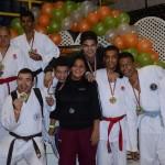 Carabobo líder del VI Nacional de Karate