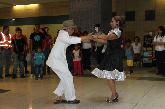 "Carabobeños disfrutaron de ""Metro Cultura"" desde estación Lara"
