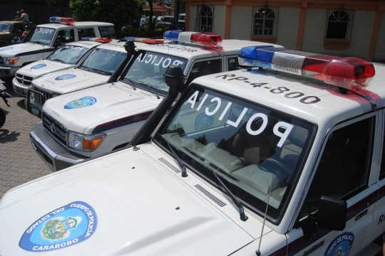 Gobierno de Ameliach extenderá  patrullaje inteligente a Bejuma