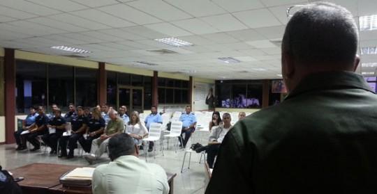 Gobierno regional y pueblo organizado  impulsan Policía Comunal en la entidad