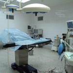 Gobierno regional mejoró 100%  área quirúrgica del Hospital González Plaza