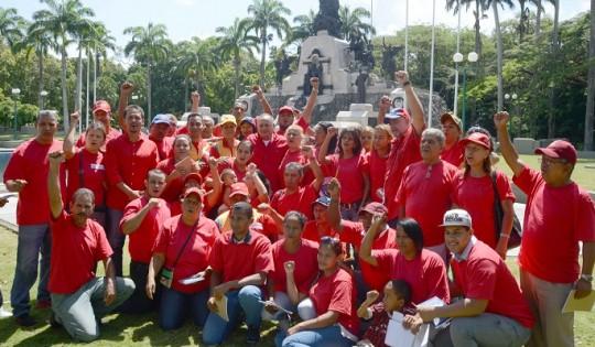 UBCH se prepararan para conformar vanguardia en defensa de la revolución