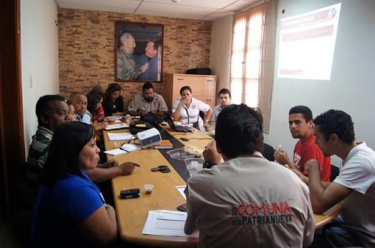 Creada en Carabobo Comisión Regional de Comunas