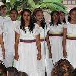 Más de 2 mil niños participan en Encuentro de Coros Infantiles 2013