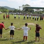 Primera academia de fútbol formará  a 100 niños y niñas de escuelas estadales