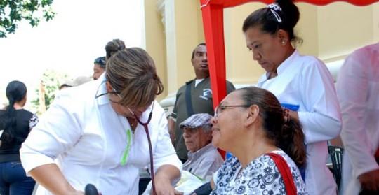 Jornadas por la Salud del Buen Vivir arrancaron en ambulatorio Canaima