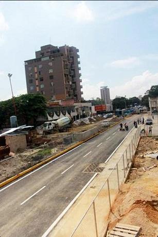 Gobierno Bolivariano cumplió  con despeje de avenida Bolívar de Valencia