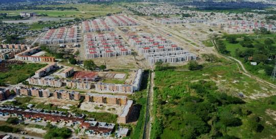 Plan habitacional Ciudad Plaza será entregado en junio de 2014