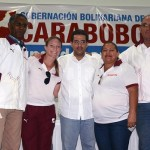 Gobierno Bolivariano entregó reconocimiento  a entrenadores y delegados carabobeños