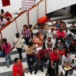 Más de 200 personas carnetizadas en primer día de jornada especial