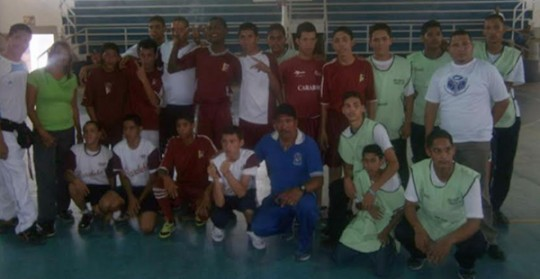 Atletas con diversidad funcional participarán en cuadrangular de fútbol sala