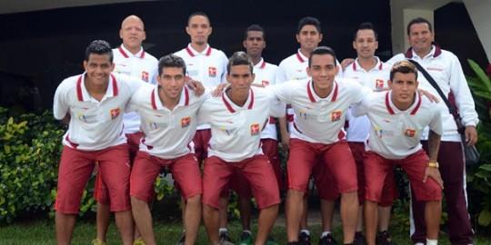 Dragones de Carabobo debutan en Liga Nacional de fútbol sala