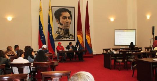 Gobierno de Carabobo se prepara para producir estadísticas de gestión