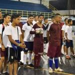 Realizado cuadrangular de fútbol sala para atletas con diversidad funcional