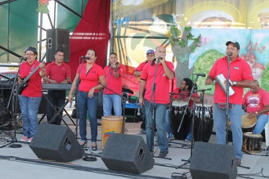 "En Carabobo ""Cultura es Navidad""  inició en parroquia Miguel Peña"