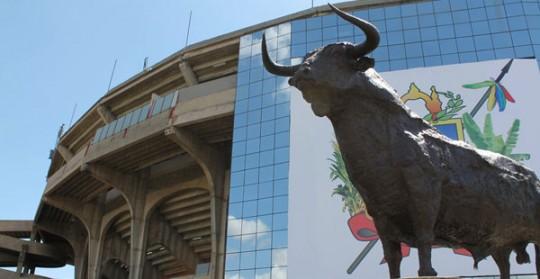 Gestión de Ameliach recuperó  La Monumental de Valencia