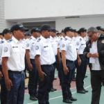 Este martes 135 discentes del Centro de Formación Policial (Cefopol) Carabobo arrancaron la fase de pasantías en las diferentes áreas del despliegue policial del Cuerpo de Policía del estado. El acto se cumplió en el patio central de la comandancia general de este organismo policial.