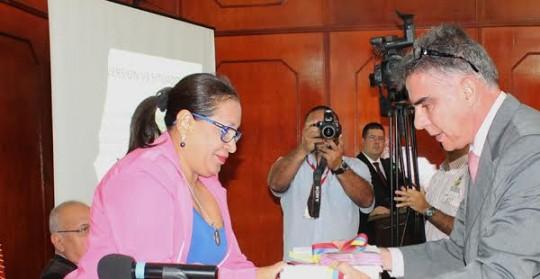 Ejecutivo regional presentó ante CLBEC presupuesto orientado a inversión social