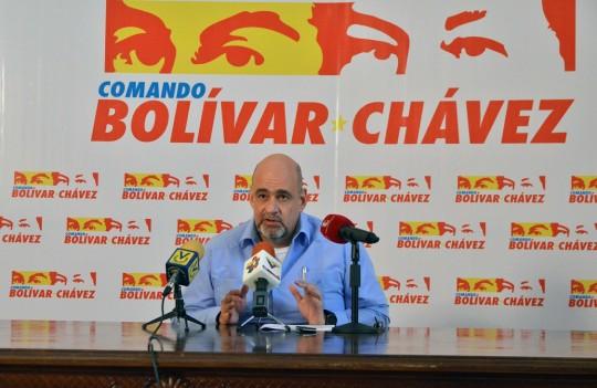 PSUV y fuerzas revolucionarias van a la calle, a la carga y a la victoria