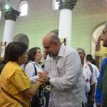 Renovamos ante Virgen Del Socorro votos de fe para preservar la paz