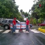 Gobernación logró restituir vialidad  de avenida 138 – B del Trigal Centro