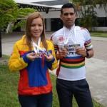 Venezuela acecha liderato de Juegos Bolivarianos
