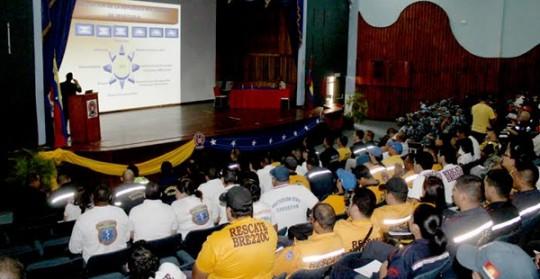 Gobierno regional capacitó a más de 650 voluntarios ante situación de emergencias