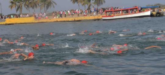 Primera Copa de Aguas Abiertas  culminó con éxito en Carabobo