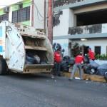 Gobernación asumió recolección de basura en casco central de Valencia y la CHET