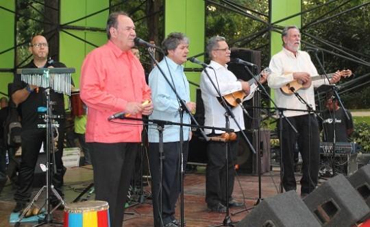 Serenata Guayanesa deleitó a carabobeños con concierto de Navidad