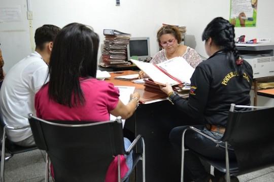 Mini Plan Cayapa Judicial inició acciones en Carabobo