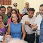 Gobierno de Ameliach escuchó planteamiento de Prodefensa de Valencia