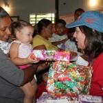 Primera Combatiente entregó juguetes a 150 niños de Manuare