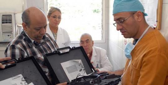 Gobierno regional optimizó servicio de otorrinolaringología de la Chet