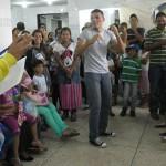 Gobierno Bolivariano de Carabobo llevó alegría a pacientes pediátricos