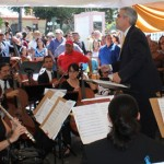 Gobierno de Carabobo deleitó a yaracuyanos con Banda Sinfónica 24 de Junio