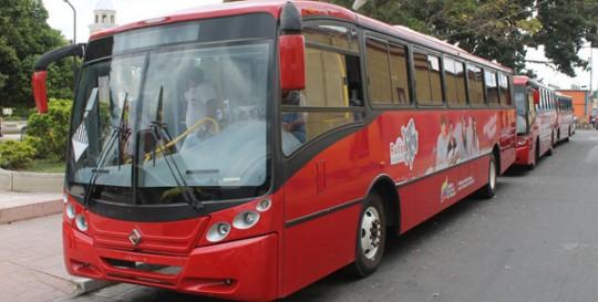 Universitarios carabobeños del eje occidental cuentan ahora con transporte estudiantil