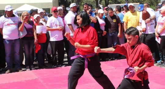 Pueblo carabobeño dijo No a la violencia