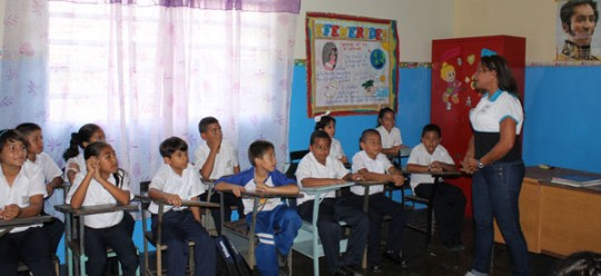 Gobernación evalúa a docentes interinos para otorgamiento de titularidad