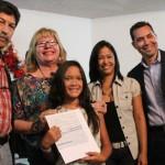 Gobierno de Carabobo entregó incentivos metálicos a cultores