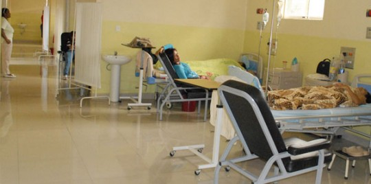 Gobierno de Carabobo mejoró servicios del oncológico Pérez Carreño