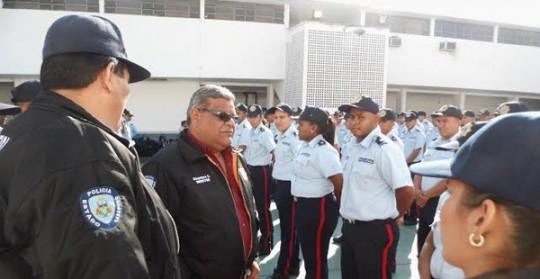 Incorporados a labores del Cerco Policial 135 nuevos funcionarios