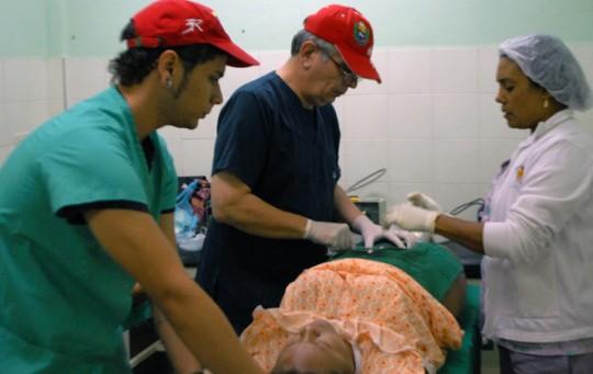 Gobierno regional realizó jornada de esterilización femenina en Hospital de Bejuma