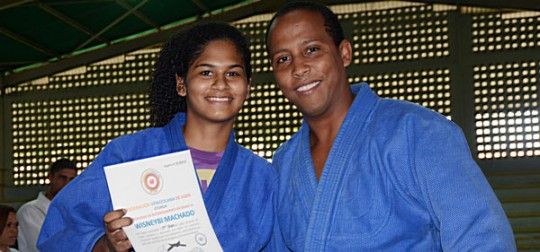 Judocas carabobeños dispuestos a batallar por cupo en Selección Nacional