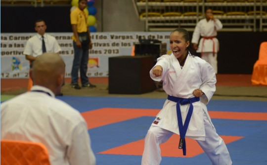Karate do realizó primer chequeo de atletas para selecciones