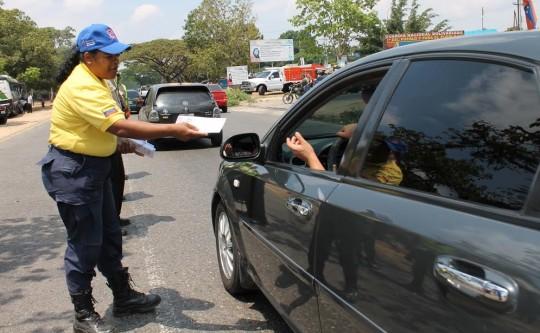 Protección Civil Carabobo atendió  emergencias con eficiencia
